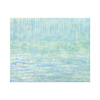 Iris Grace Row Your Boat Canvas Wrap Canvas Print