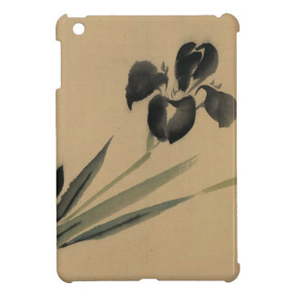 Iris Japanese Ukiyo-e Art iPad Mini Case