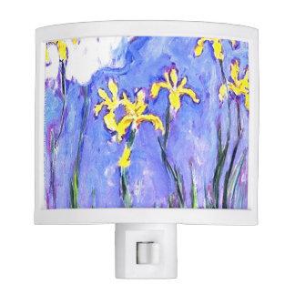 Iris jaunes de Monet