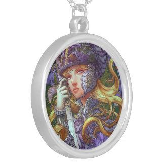 Iris Knight necklace