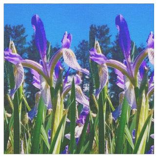 Iris Light Fabric