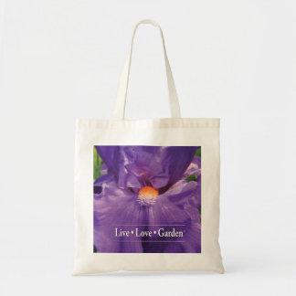 Iris Live Love Garden Tote