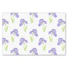 Iris Pattern Tissue Paper