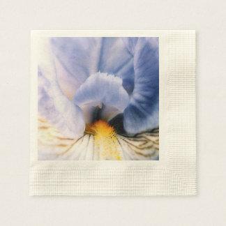 Iris Performer Paper Napkin