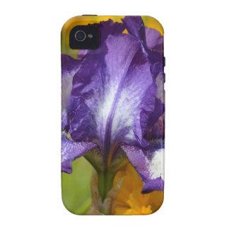 Iris pourpre coques iPhone 4/4S