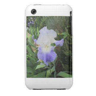 Iris pourpre coque iPhone 3