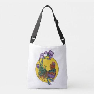 Iris Rooster Crossbody Bag