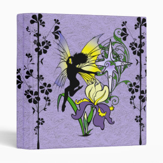 Iris Shadow Fairy Binder