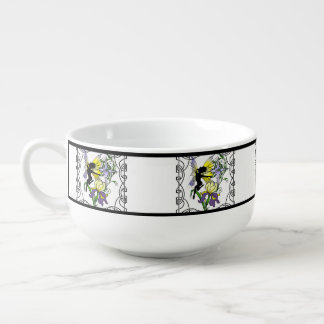Iris Shadow Fairy Soup Mug