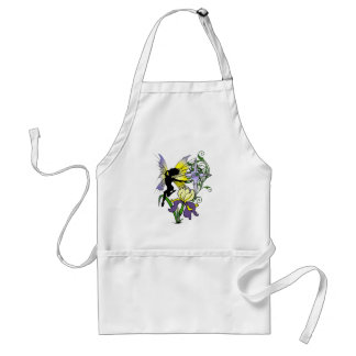 Iris Shadow Fairy Standard Apron