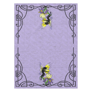 Iris Shadow Fairy Tablecloth