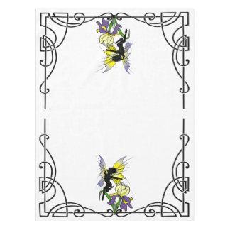 Iris Shadow Fairy Tablecloth