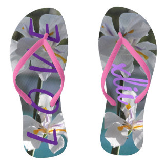 Iris Summer Flips Flip Flops