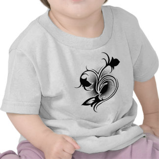 Iris tattoo tee shirts