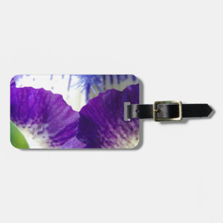 Iris Unfolding Luggage Tag