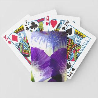 Iris Unfolding Poker Deck