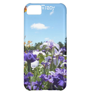 Irises and Sky iPhone 5 case *Personalize*