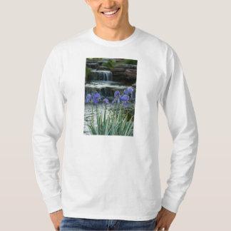 Irises At Chateau T-Shirt