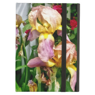 Irises By Picket Fence Cover For iPad Air