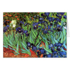 Irises by Van Gogh Fine Art Greeting Cards