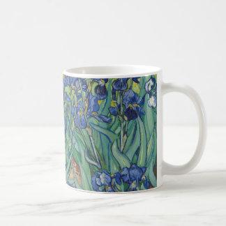 Irises by Van Gogh Mugs