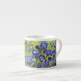 Irises by Vincent van Gogh Espresso Cup