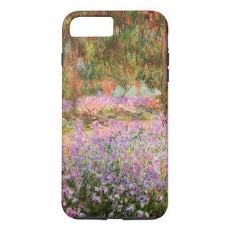 Irises in the Garden by Monet iPhone 7 Plus Case