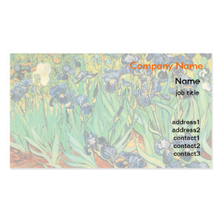Irises, Vincent van Gogh Business Cards