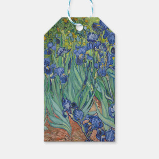 Irises - Vincent Willem van Gogh Gift Tags