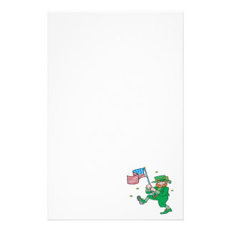 Irish American Pride Stationery