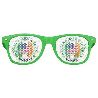 Irish American Retro Sunglasses