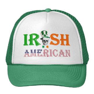 Irish American St Patrick's day Trucker Hat