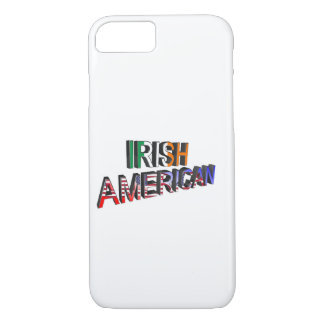 Irish-American Text for iPhone-7-Barely-There iPhone 8/7 Case