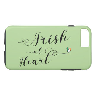 Irish At Heart Cell Phone Case