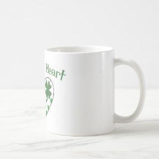 Irish at Heart Coffee Mug