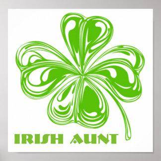 Irish Aunt Poster