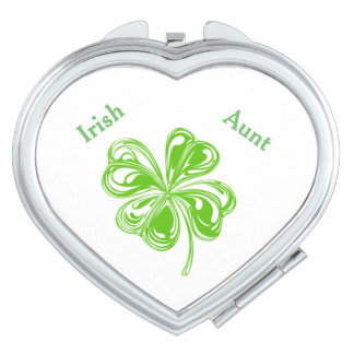 Irish Aunt Vanity Mirror