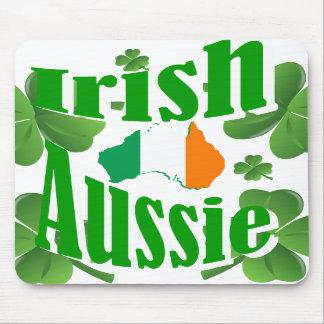 Irish aussie mouse pads