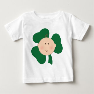 Irish Baby Shamrock St Patrick's Day Tee