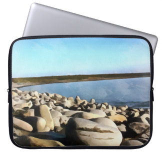 Irish Beach Laptop Computer Sleeve