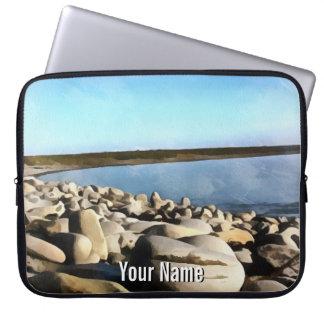 Irish Beach Laptop Sleeve