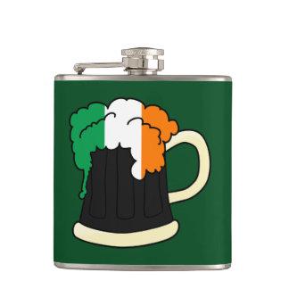 Irish Beer Flask
