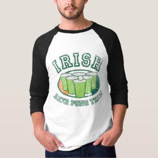 Irish Beer Pong Team T-Shirt