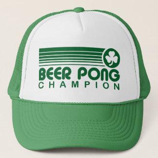 Irish Beer Pong Trucker Hat
