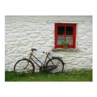Irish Bike.jpg Postcard