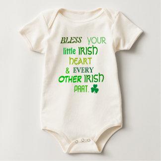 Irish Blessing Baby Creeper