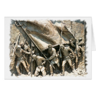 Irish Brigade Note Card