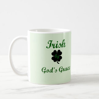 Irish by God's Grace Coffee Mug