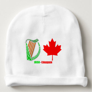 Irish-Canadian image for Custom-Baby-Cotton-Beanie Baby Beanie