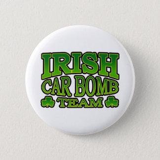 Irish Car Bomb Team Button